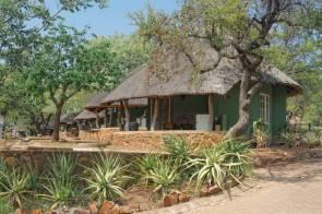 Unterkunft in Olifants (Kruger NP)