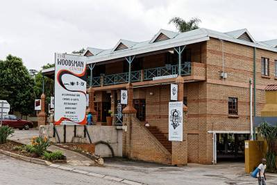 "Hotel ""The Woodsmann"" in Sabie"