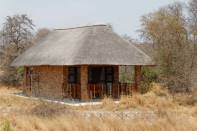 Unterkunft in Gomo Gomo Lodge (Klaserie Nature Reserve)