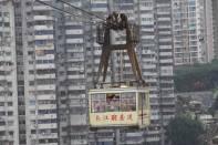 Seilbahn in Chongqing