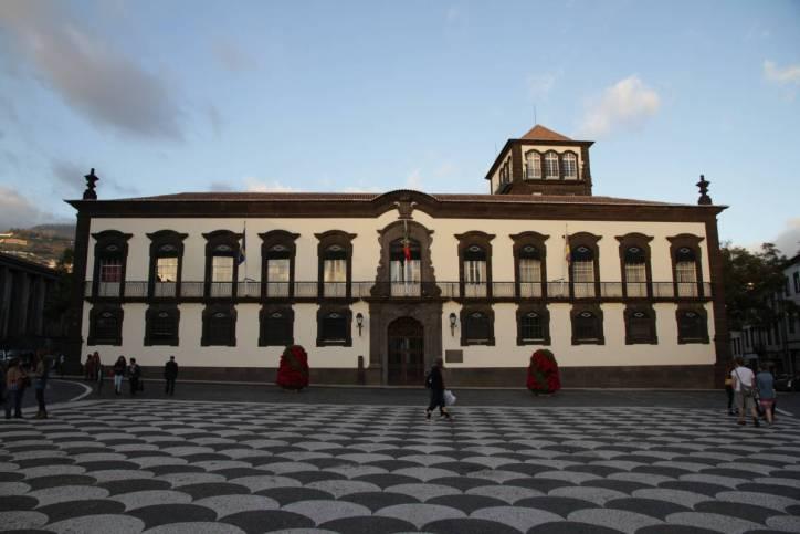 Rathaus von Funchal