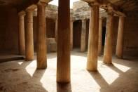 Königsgräber in Paphos