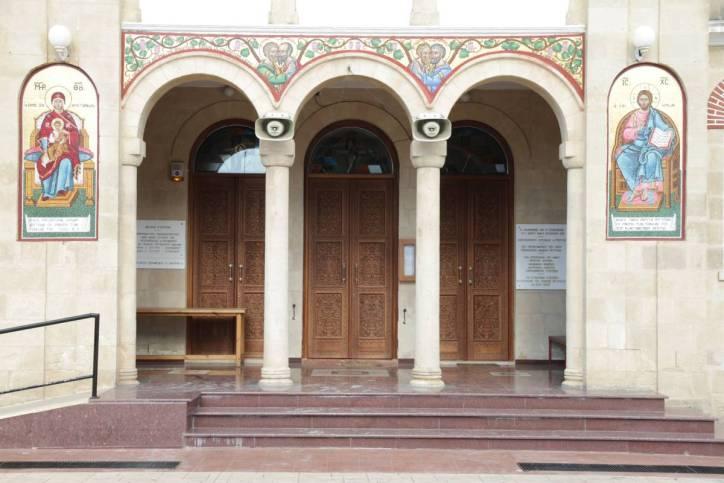 Kirche in Polis