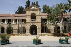 Gerichtsgebäude in Nikosia