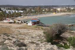 Strand in Agia Napa