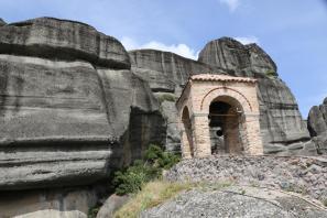 Kloster Agios Nikolaos Anapavsas