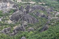 Meteora-Felsen