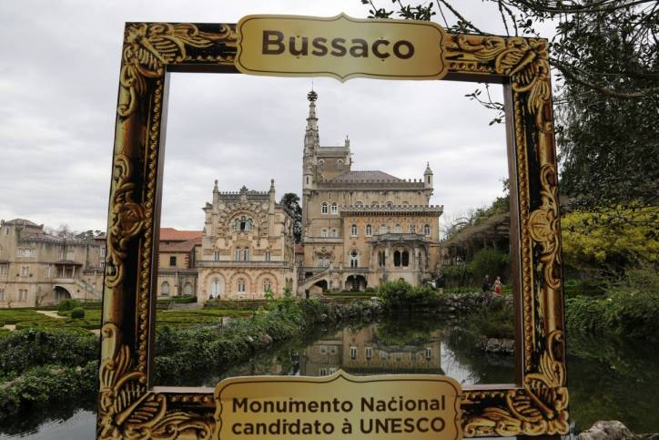 Palacio Hotel do Bucaco