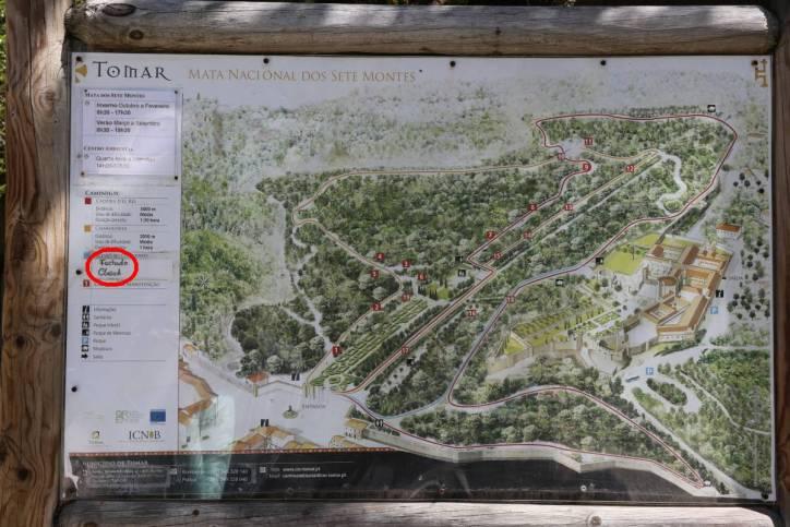Park in Tomar