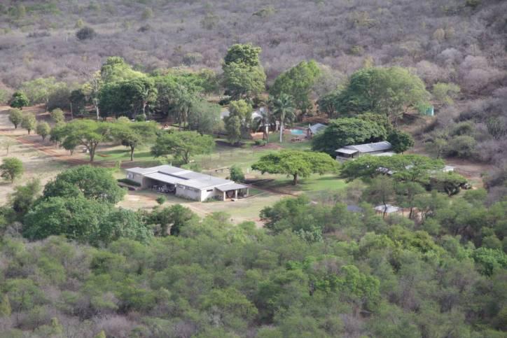 Madi a Thavha Mountain Lodge