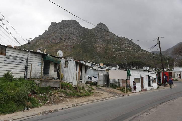 Township Imizamo Yethu