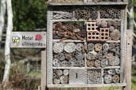 Insektenhotel im Naturschutzgebiet S'Albufera