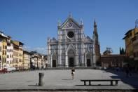 Piazza di Santa Croce und Kirche Santa Croce
