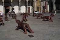 Wölfe in Florenz