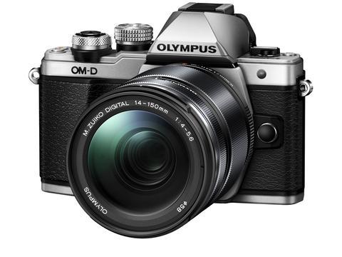 OLYMPUS OM-D E-M10 MARK II with M.ZUIKO 14-150MM F/4-5.6 II (Black & Silver)