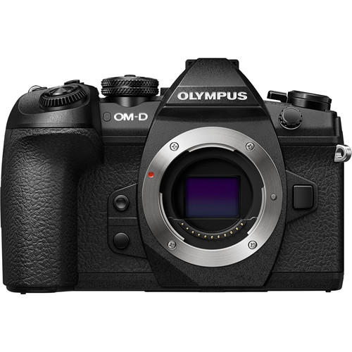 Olympus OM-D E-M1 Mark II (Body Only) (FREE SANDISK 32GB UHS-II & EXTRA BATTERY)