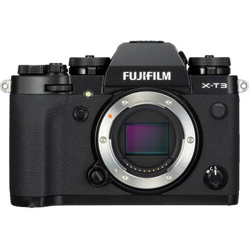 Fujifilm X-T3 Body (FREE GIFT 32GB UHS-II) (BODY & KIT SET)