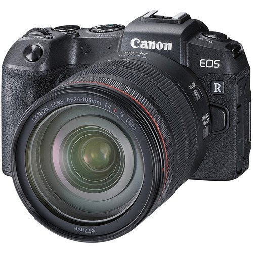 Canon EOS RP with RF24-105mm Lens (FREE GIFT 64GB SD CARD)