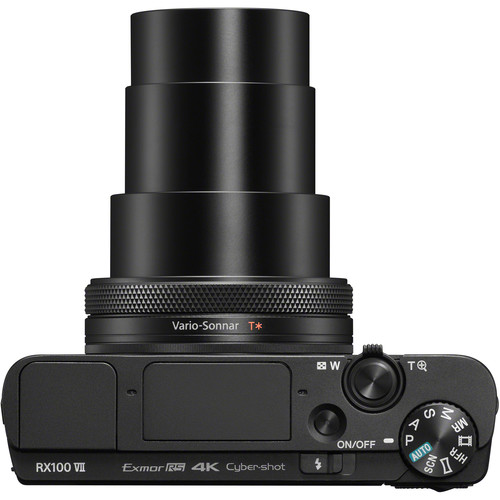 Sony Cyber-shot DSC-RX100M7 Camera (FREE 64GB SD CARD, EXTRA BATTERY, CAMERA CASE)