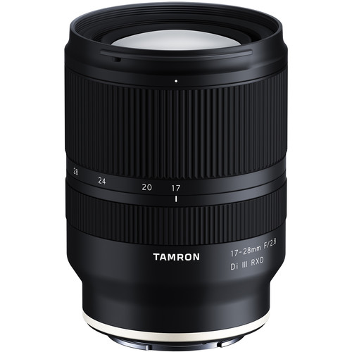 Tamron 17-28mm f/2.8 Di III RXD Lens for Sony FE (DEPOSIT RM500)