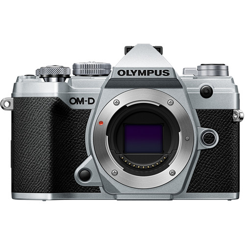 Olympus OM-D E-M5 Mark III Mirrorless Digital Camera (Body Only)(FREE 32GB UHS-I SD CARD + EXTRA BATTERY)