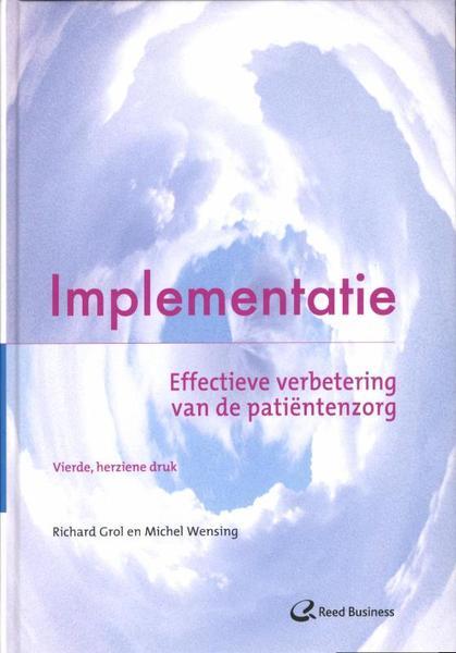 Implementatie eBook  Richard Grol  Boekencom