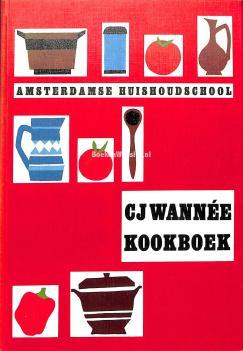 Kookboek van de Amsterdamse Huishoudschool, Wannee C.J. | Boeken ...