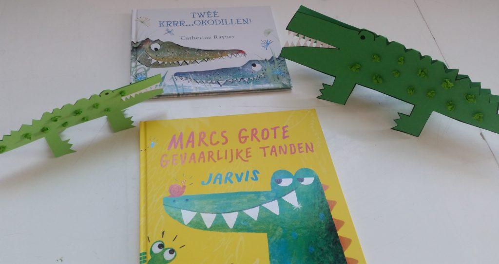 voorlezen krokodil