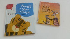 prentenboeken tijgers