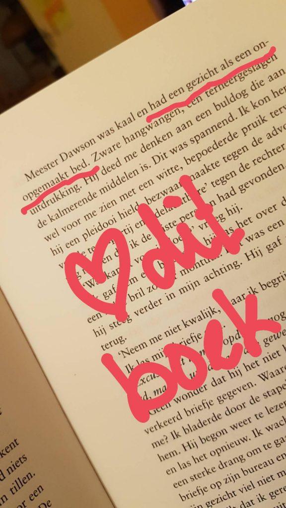 boek alfabet candice phee