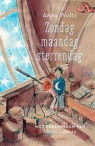 boek zondag maandag sterrendag woltz