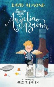 boek wonderlijke verhaal angelino brown almond