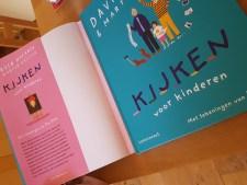 kinderboek nonfictie kijken voor kinderen hockney gayford