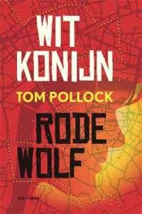 boek wit konijn rode wolf tom pollock