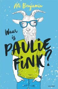 boek Op zoek naar Paulie Fink Ali Benjamin
