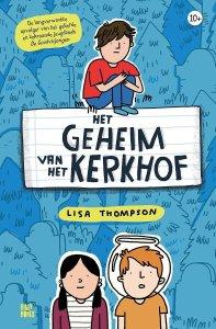 kinderboek het geheim van het kerkhof Lisa Thompson