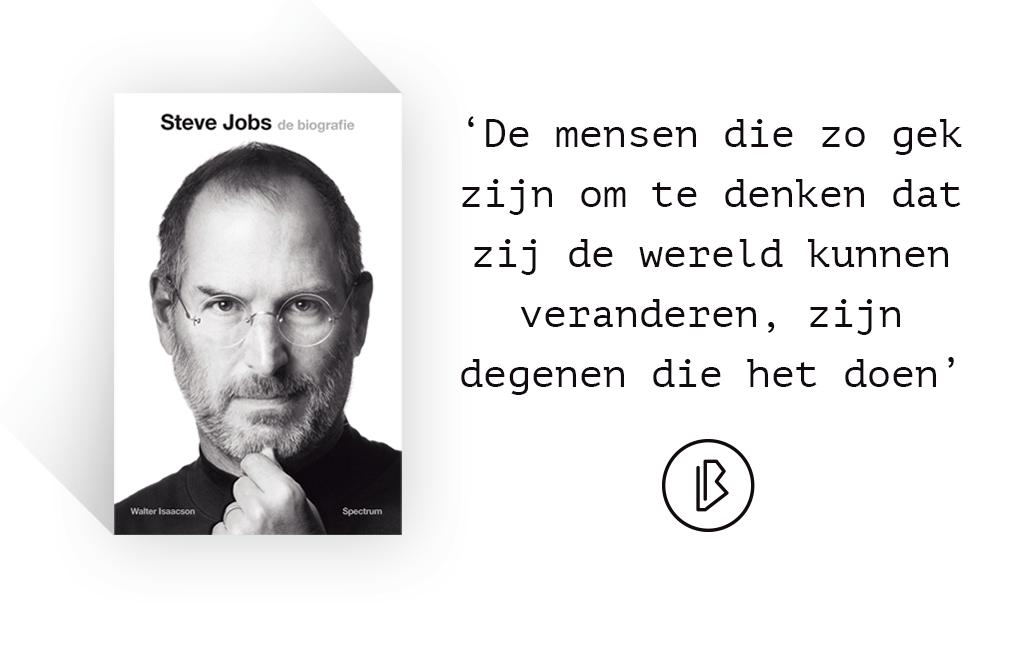 Recensie: Walter Isaacson – Steve Jobs, de biografie