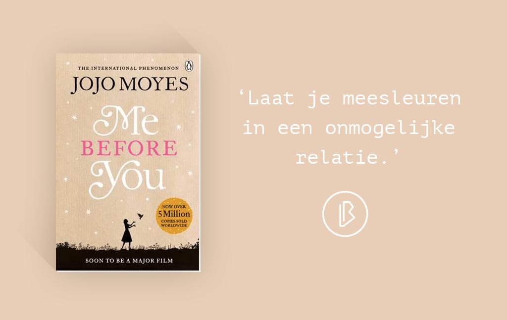 Recensie: Jojo Moyes – Me Before You