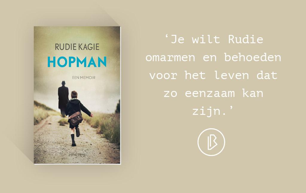 Recensie: Rudie Kagie – Hopman