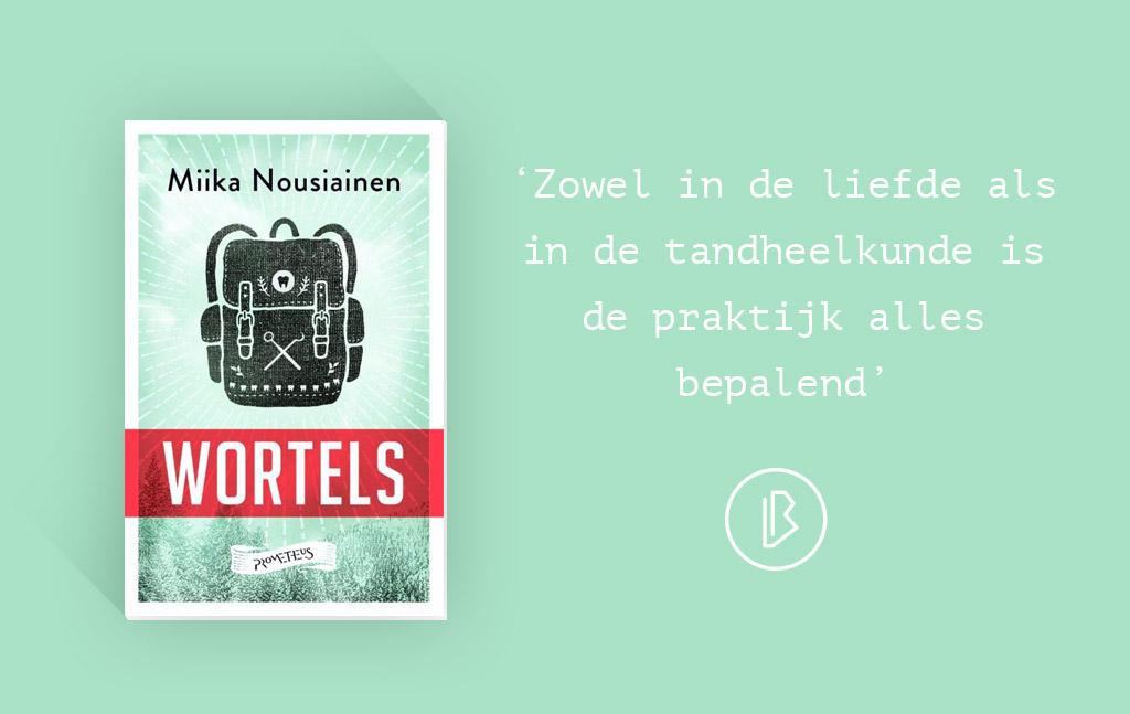 Recensie: Miika Nousiainen – Wortels