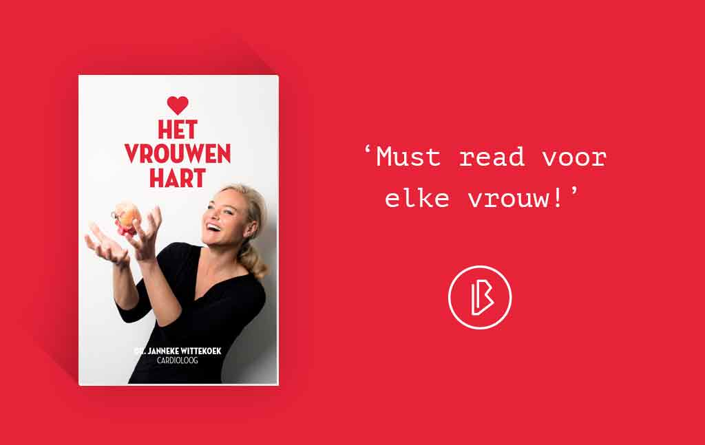 Recensie: Dr. Janneke Wittekoek – Het vrouwenhart