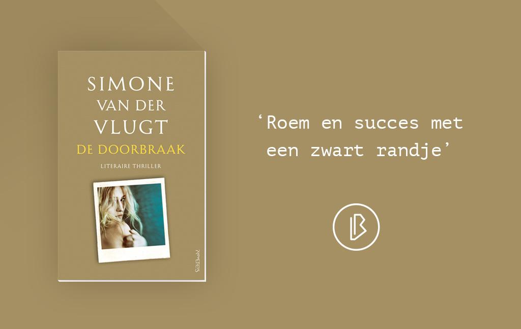 Recensie: Simone van der Vlugt - De doorbraak