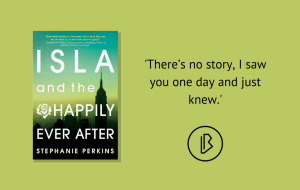 Recensie: Stephanie Perkins - Isla and the Happily Ever After