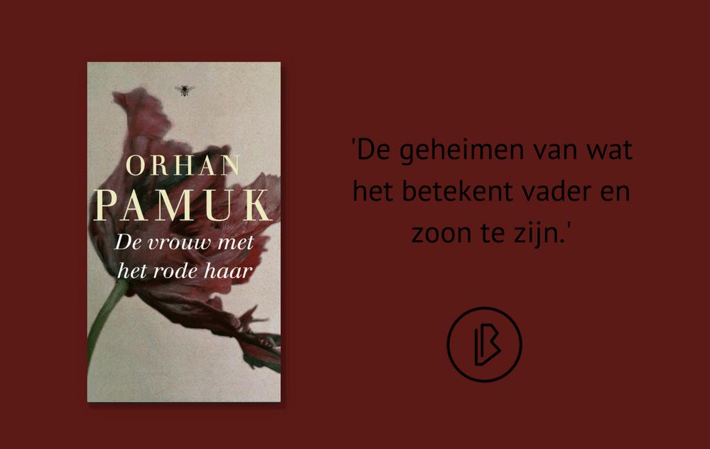 Recensie: Orhan Pamuk – De vrouw met het rode haar