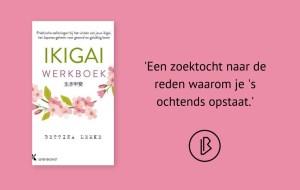 Recensie: Bettina Lemke – Ikigai Werkboek