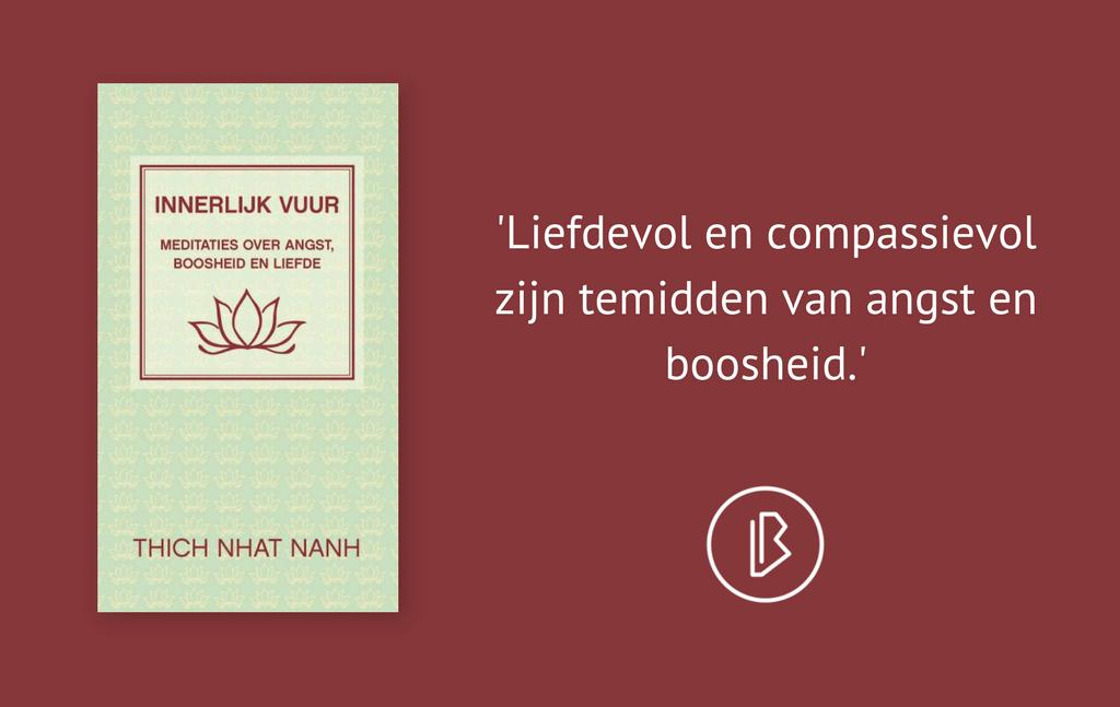 Recensie: Thich Nhat Hanh – Innerlijk vuur