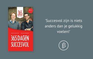Recensie: David de Kock en Arjan Vergeer – 365 dagen succesvol