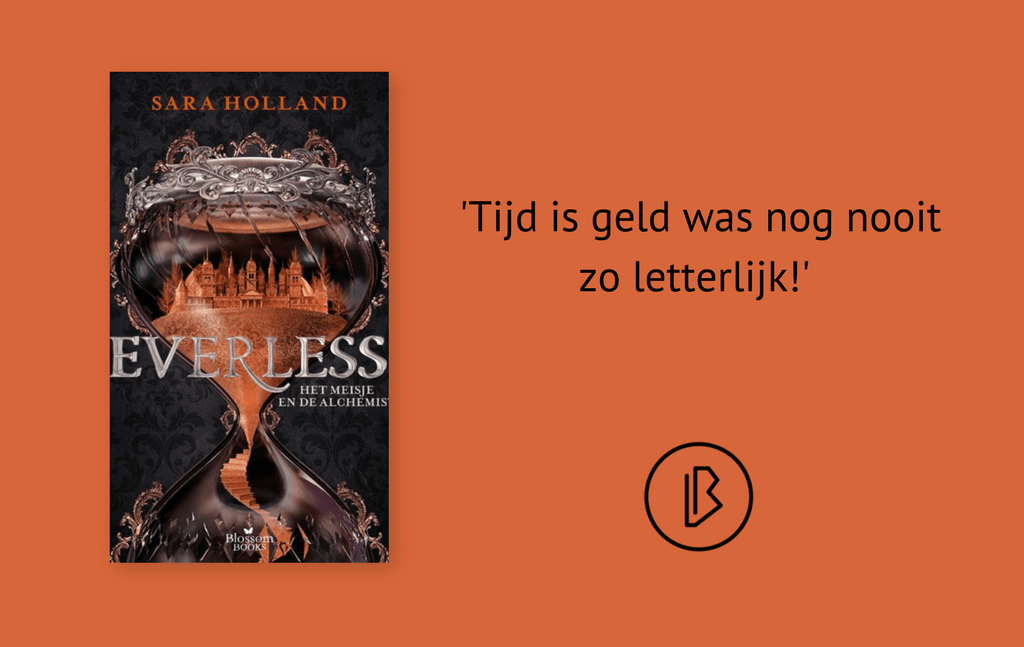 Recensie: Sara Holland – Everless