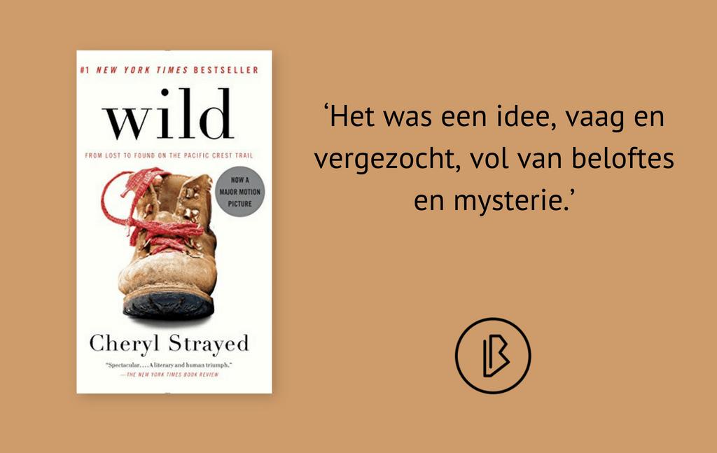 Recensie: Cheryl Strayed – Wild