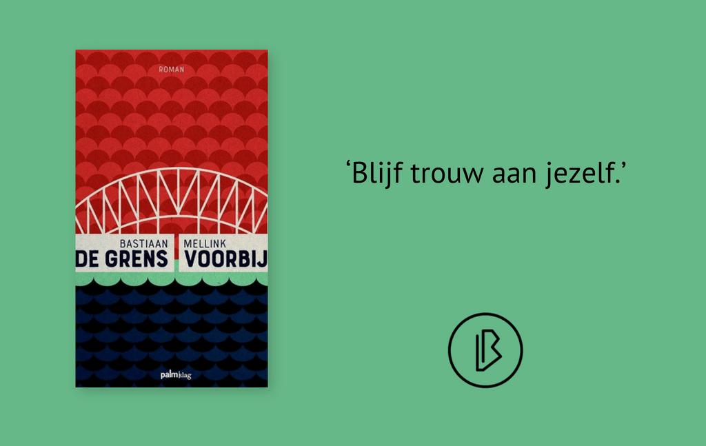 Recensie: Bastiaan Mellink – De grens voorbij